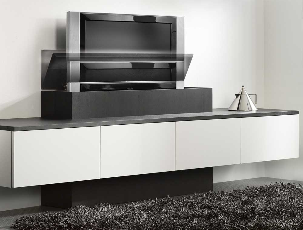 Tv Lift Kast : Arti design interstar tv lift kast g arti design